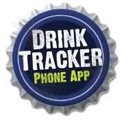 Drink Tracker Phone App brought to you by AlcoHawk