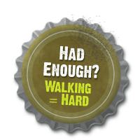Had Enough? Walking = Hard Video brought to you by AlcoHawk